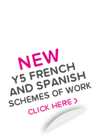 NEW Y5 French and Spanish Scheme of Work